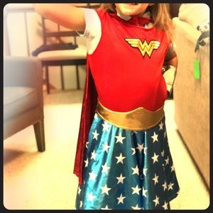 Other - Girls Wonder Woman Costume